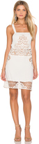 For Love & Lemons Gracey Tank Dress