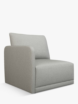 John Lewis & Partners Bundle Single Sofa Seat Unit with LHF Arm