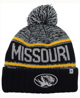 Top of the World Missouri Tigers Acid Rain Pom Knit Hat