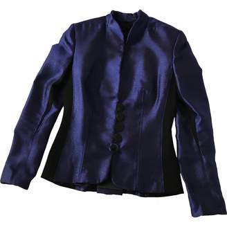 L'Wren Scott Blue Jacket for Women