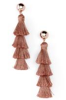 BaubleBar Women's Luisa Tassel Drop Earrings