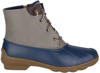 Sperry Syren Lace-Up Rain Boots