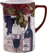 Certified International Wine Tasting Pitcher