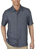 Nat Nast Men's Neat Traditional Fit Print Shirt