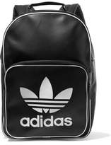 adidas Faux Leather Backpack