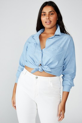 Cotton On Curve Lucy Shirt