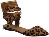 Leopard Deanna Flat
