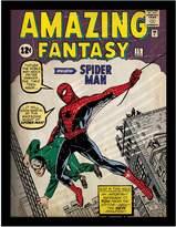 Spiderman 'Issue 1' Framed 30X40cm Framed Print