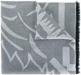 Kenzo printed scarf - women - Silk - One Size