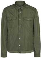 Moncler Trirnphe Olive Shell Jacket