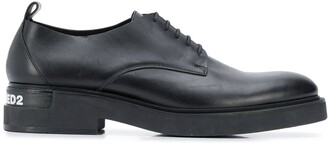 DSQUARED2 Thick Sole Lace-Up Shoes