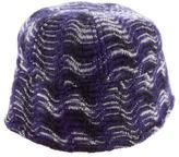 Missoni Wool Bucket Hat