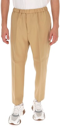 Jil Sander Elasticated Waistband Pants