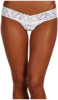 "Hanky Panky Mrs."" Low Rise Bridal Thong"