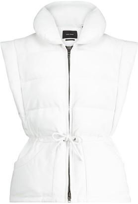 Isabel Marant Marshaws leather vest