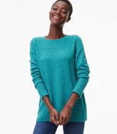 LOFT Relaxed Pointelle Sweater