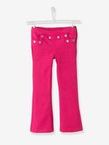 Vertbaudet Girls Bootcut Trousers