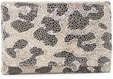 Hobo Jill Trifold Leather Wallet