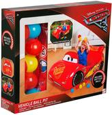 Cars Disney 3 Lightning McQueen Vehicle Ball Pit
