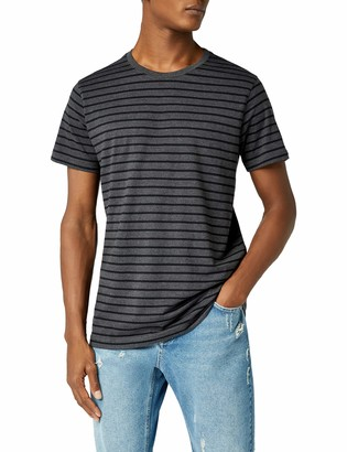 Urban Classics Men's Striped Tee T-Shirt