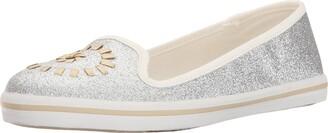Jack Rogers Women's Mila Glitter Fashion Sneaker