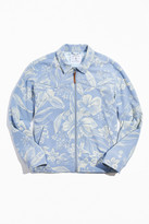 Floral Harrington Jacket