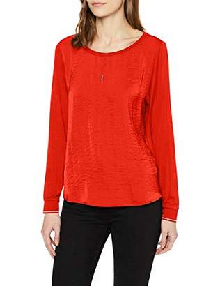 S'Oliver Women's .001.31.6029 Long Sleeve Top,8 (Size: 34)