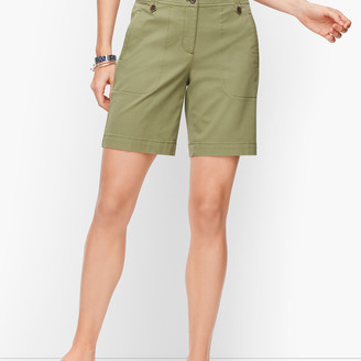 "Talbots Chino Shorts - 7"""