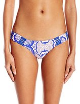 Rip Curl Women's Wild One Reversible Luxe Hipster Bikini Bottom