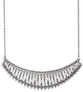 Nadri Women's 'Liliana' Cubic Zirconia Frontal Necklace