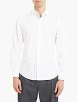 Lanvin White Cotton Shirt