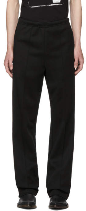 Maison Margiela Black Track Pants