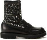A.F.Vandevorst studded boots