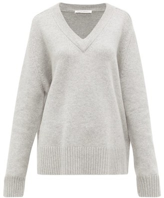 Extreme Cashmere - No.124 Vital Stretch-cashmere Sweater - Grey