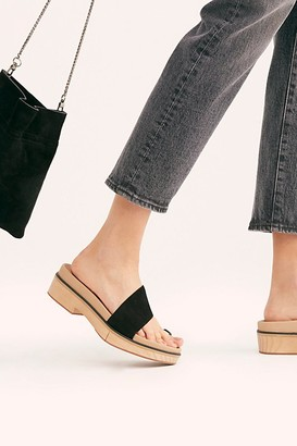 Fp Collection Azure Footbed Sandals