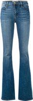 Frame flared jeans - women - Cotton/Polyester/Spandex/Elastane - 25