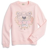 Kenzo Toddler Girl's Logo Sweatshirt