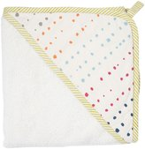 Pehr Designs petit pehr Hooded Towel - Painted Dots - 0 ct