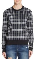 A.L.C. Driggs Plaid Sweater