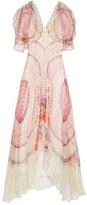 Temperley London Dream Catcher silk-chiffon dress