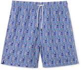 Hackett Geo Fish Swim Shorts