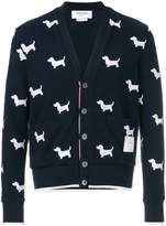 Thom Browne x Colette Hector cardigan