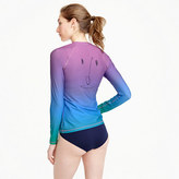 J.Crew Rob PruittTM for rash guard in rainbow multi