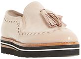 Dune Glorya Flatform Loafers