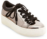 Steve Madden Bertie-M Lace-Up Sneakers