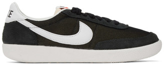 Nike Black Killshot OG SP Low-Top Sneakers