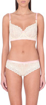 Heidi Klum Intimates Madeline lace underwired bra