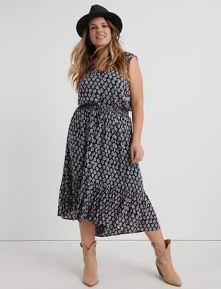 Lucky Brand Printed Felice Dress