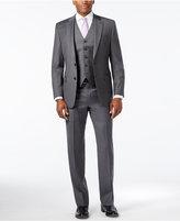 Lauren Ralph Lauren Charcoal Vested Classic-Fit Suit