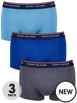 Tommy Hilfiger 3pk Low Rise Trunk